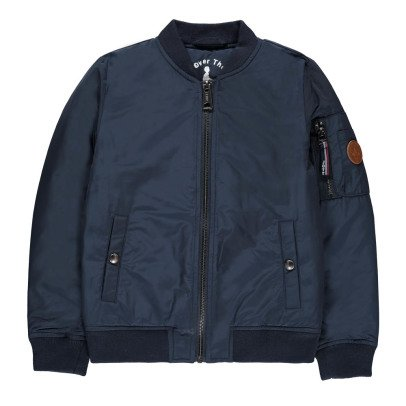 Jott Enrique Down Interior Bomber Jacket-listing