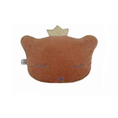 Caro & Zolie Cat Rattle Mini Cushion 24x16cm-listing