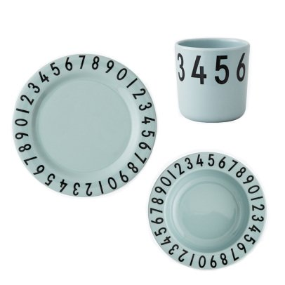 Design Letters Kit repas Nombre - Set de 3-product