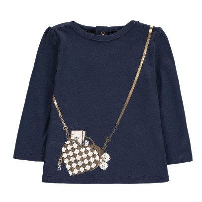 Little Marc Jacobs Shoulder Bag T-Shirt-listing