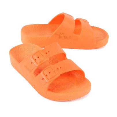 Moses Buckled Sandals-listing