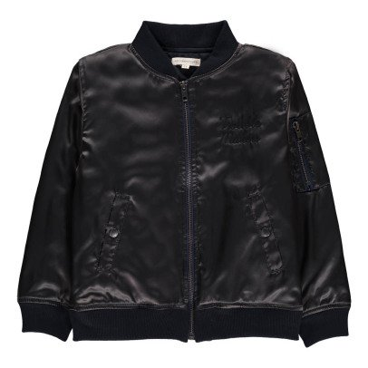 Hundred Pieces Trouble Makers Bomber Jacket-listing