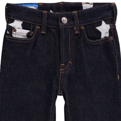 Acne Studios Jeans Dritto Bear Star-listing