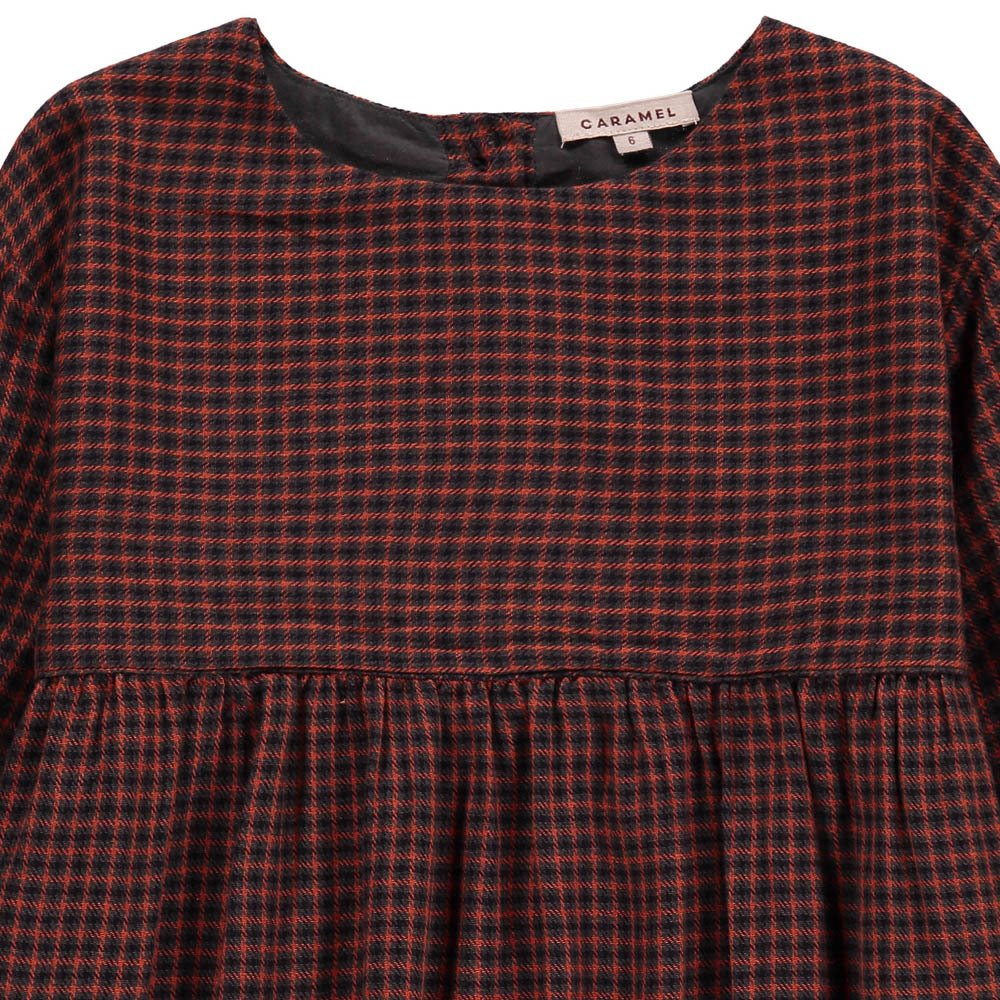 Belvoir Small Checked Dress-product