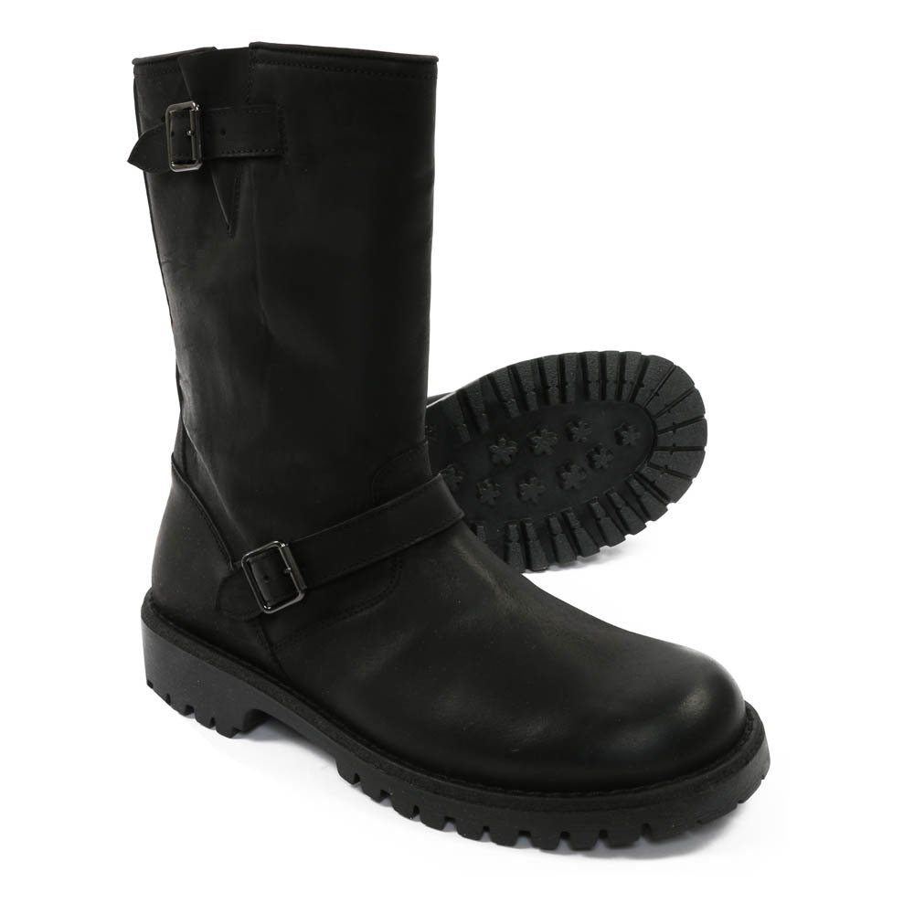Double Buckle Boots-product