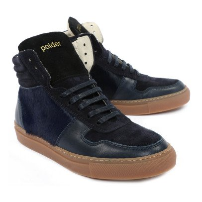 Polder National Standard x Polder High Top Trainers-listing