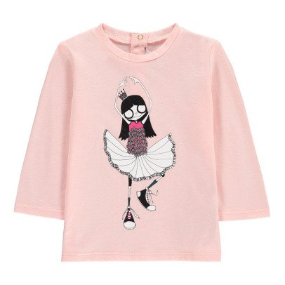 Little Marc Jacobs Baby Dancer Miss Marc T-Shirt-listing