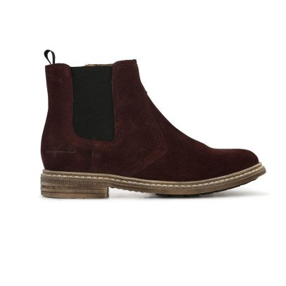 Pom d'Api Jodzip Brother Suede Chelsea Boots-listing