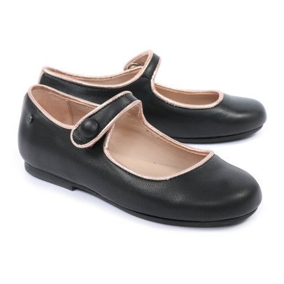 Manuela de Juan  Diti Leather Mary Janes-listing