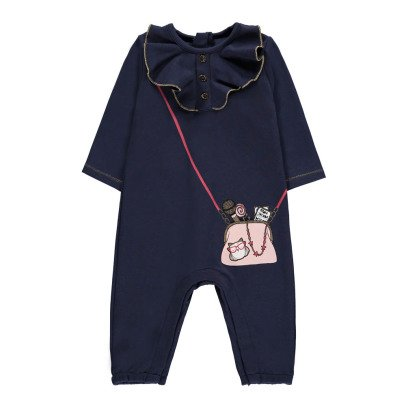Little Marc Jacobs Shoulder Bag Jumpsuit-listing