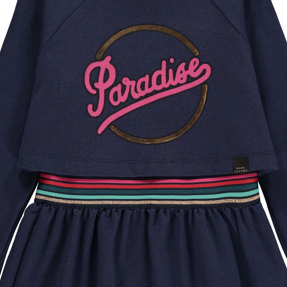 Paradise Lined Dress-product