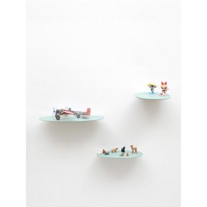 Etagère en céramique Isola, Studio Brichetziegler Blanc