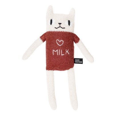 Main Sauvage Cat Soft Toy-listing