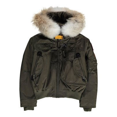 Parajumpers Hooded Bomber Gobi Boy-listing