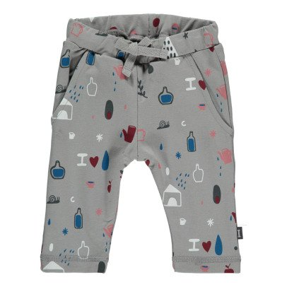 Imps & Elfs Organic Cotton All-Over Jogging Bottoms-listing