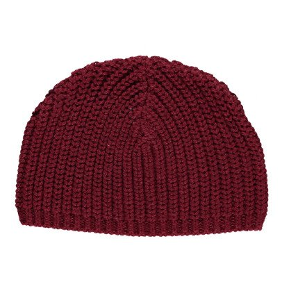 Lab - La Petite Collection Cotton & Merino Wool Hat-listing