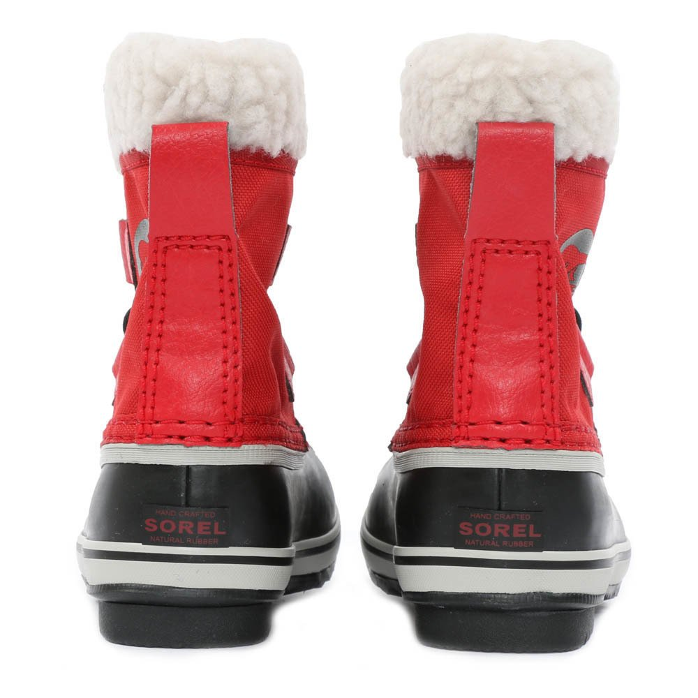 Yoot Pac Nylon Fur Lined Lace-Up Boots-product