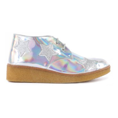 Stella McCartney Kids Derbies Estrellas Wendy-listing