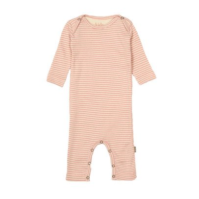 Kidscase Sky Organic Cotton Striped Jumpsuit-listing