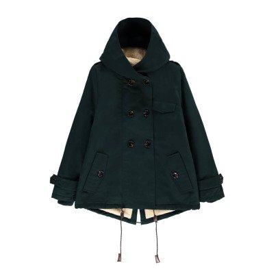 Sessun Fur-Lined Sandison Coat-listing