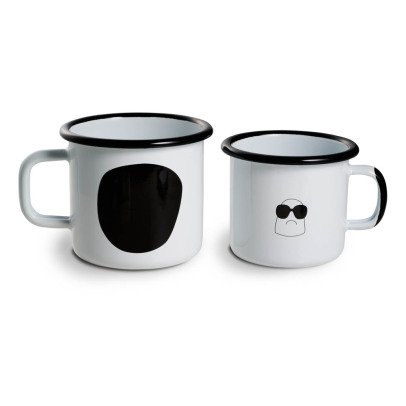Secondaire Coffret Mugs parent et enfant Snobby - Set de 2-listing