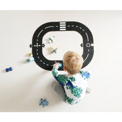 Waytoplay Adjustable Car Track - 12 Pieces-listing