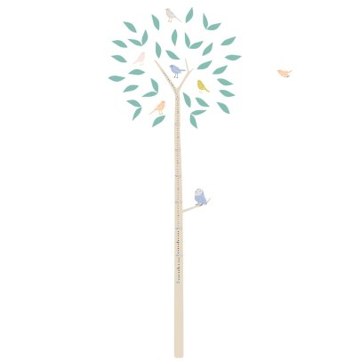 MIMI'lou Tree Measuring Sticker-listing