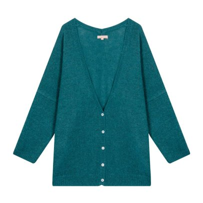 Louise Misha Zagora Merino Wool & Mohair Cardigan - Teen & Women's Collection-product