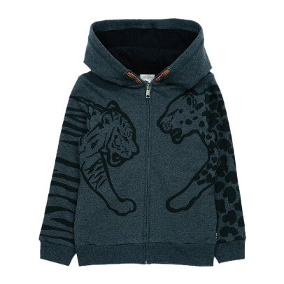 Paul Smith Junior Perry Feline Hoodie-listing