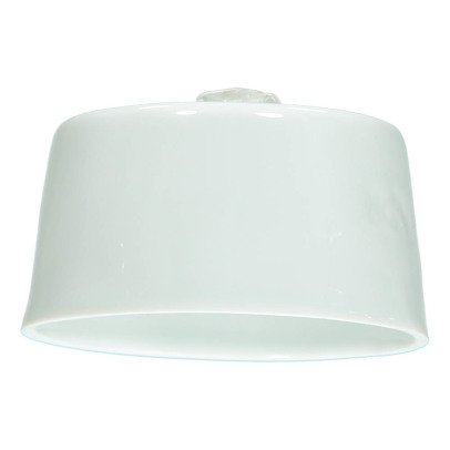 Alix D. Reynis Shiny Porcelain Domino Ceiling Light Cover-listing