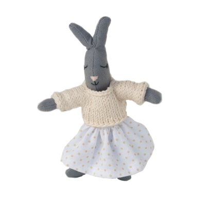 Encore ! Arlette Givree Organic Cotton Rabbit Figurine-listing