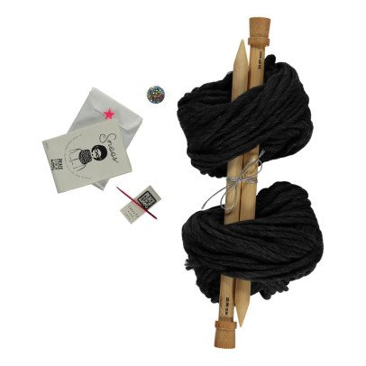 Peace and Wool Snoos DIY Knitting Kit-listing