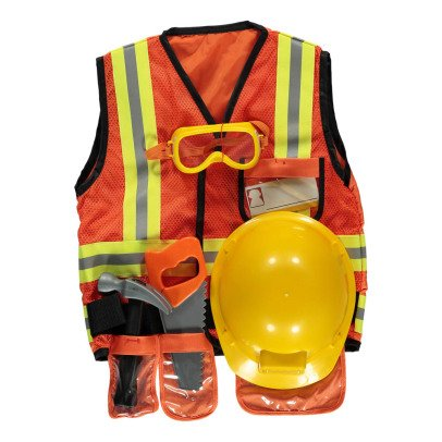 Melissa & Doug Construction Worker Costume-listing