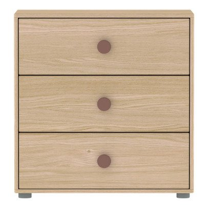 Flexa Play Popsicle Chest of Drawers - 3 Drawers-listing