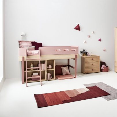 meuble de rangement bouleau naturel oeuf nyc design enfant. Black Bedroom Furniture Sets. Home Design Ideas