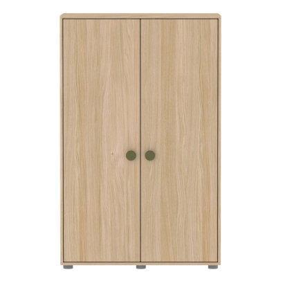 Flexa Play Popsicle Low 2 Door Wardrobe-listing