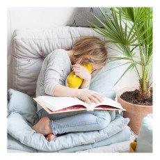 parure de lit alisan rose fabelab design adolescent b b. Black Bedroom Furniture Sets. Home Design Ideas