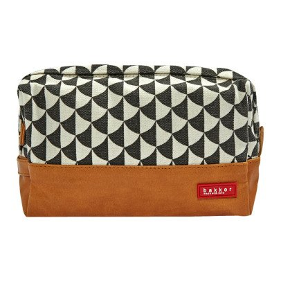Bakker made with love Trousse de Toilette Big Cuir et Canvas Matahari-product