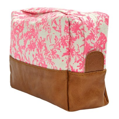 Bakker made with love Trousse de Toilette Big Cuir et Canvas Jouy-listing
