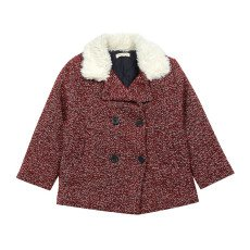 product-Hundred Pieces Tweed Coat