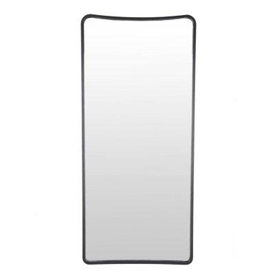 Miroir rond en fer forg noir smallable home design adulte for Sarah riani miroir miroir