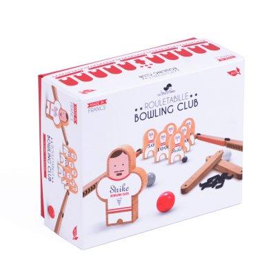 Jeu tactique Rouletabille bowling club