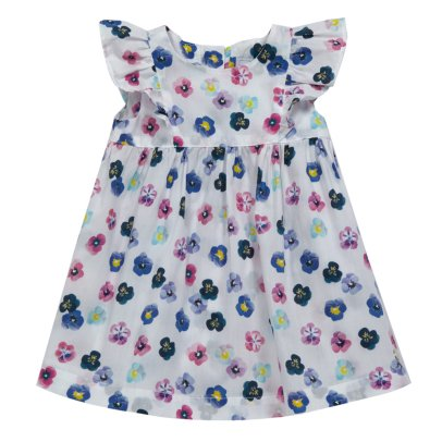 Tartine et Chocolat Ruffled Flower Dress-product