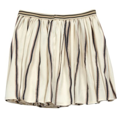 MAAN Ekies Pleated Ruffle Skirt-listing