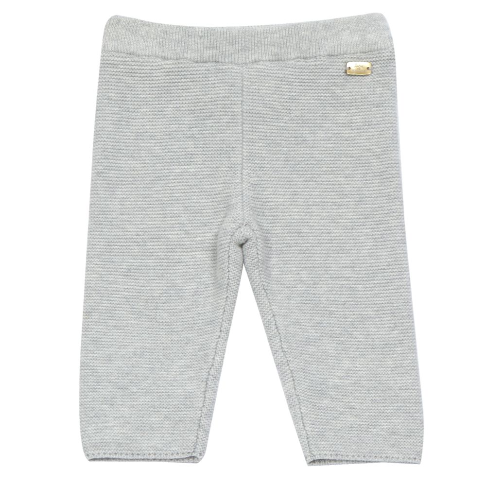 Sale - Pima Cotton Knit Trousers - Tartine et Chocolat Tartine Et Chocolat ukwLptEf4Y