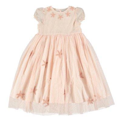 Sale - Maria Star Fish Mesh Dress - Stella McCartney Kids Stella McCartney E3TiDBo