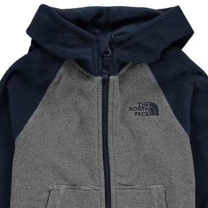 The North Face Glacier Two-Tone Hooded Fleece With Zip-listing
