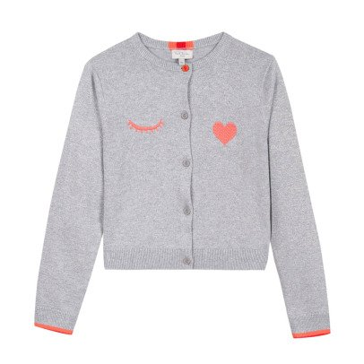 Paul Smith Junior Cardigan Lurex Romea -listing
