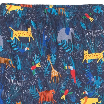 Paul Smith Junior Renaud All Over Animal Leggings-listing
