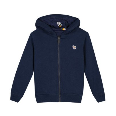 Paul Smith Junior Zweiseitiges Sweatshirt Plectres Robin  -listing